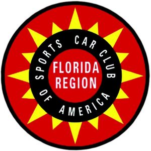 Sactioned by Sports Car Club of America | Logo | Rookery Bay Research Reserve