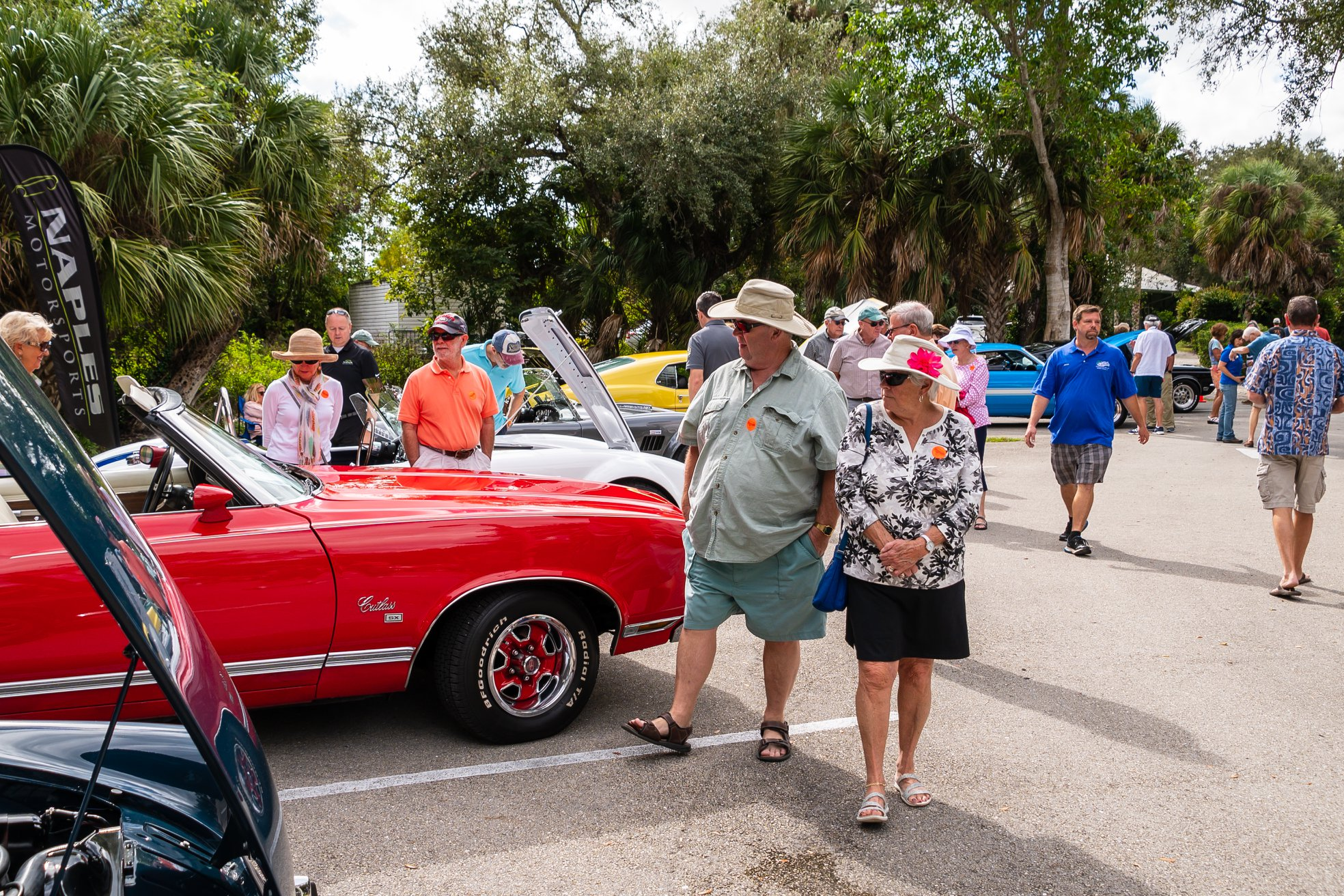 2019 Classic Car Show | Island Automotive | Rookery Bay Research Reserve