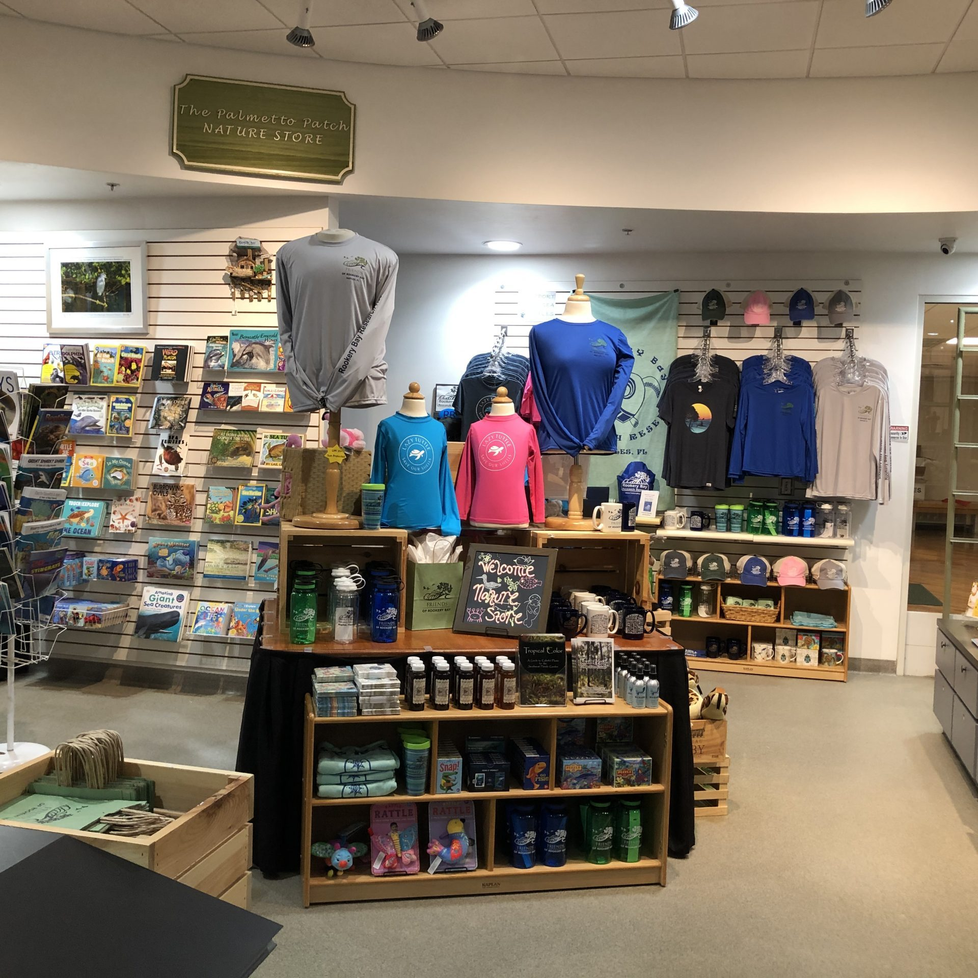 Rookery Bay Nature Store | Online Shopping for the Whole Family | Rookery Bay Research Reserve
