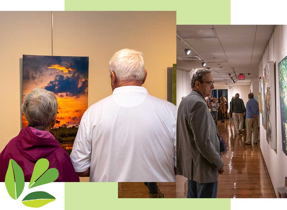 Art Gallery Receptions at Rookery Bay | National Estuarine Research Reserve