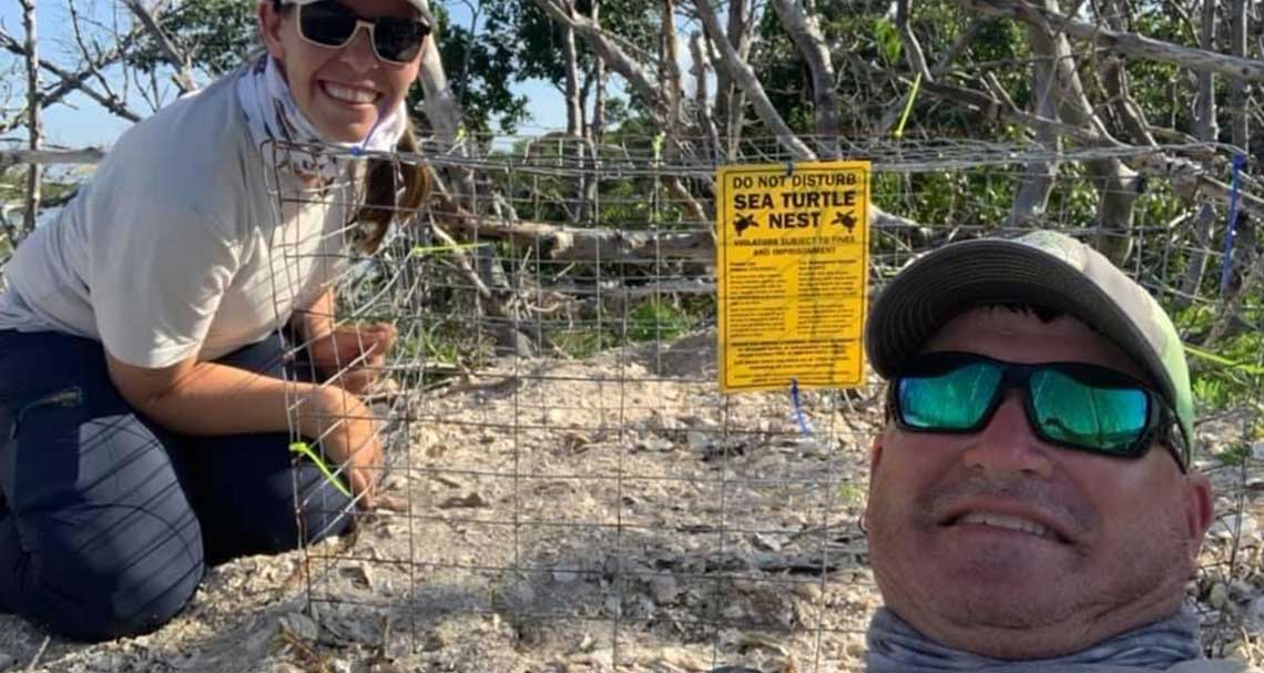 First Nest   Turtle Season   Rookery Bay Research Reserve