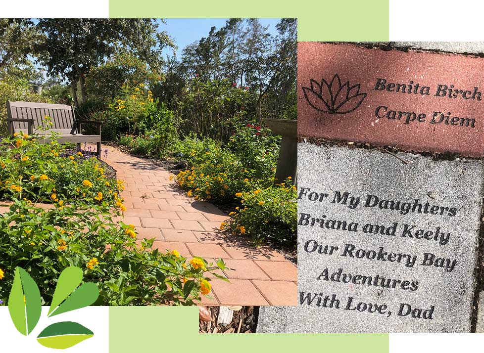 Brick Tribute Program | Make a Difference | Donation | Rookery Bay Research Reserve