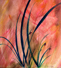 Brush Strokes | Promo Banner | Rookery Bay Research Reserve