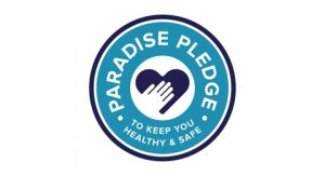 Paradise Coast Pledge Badge