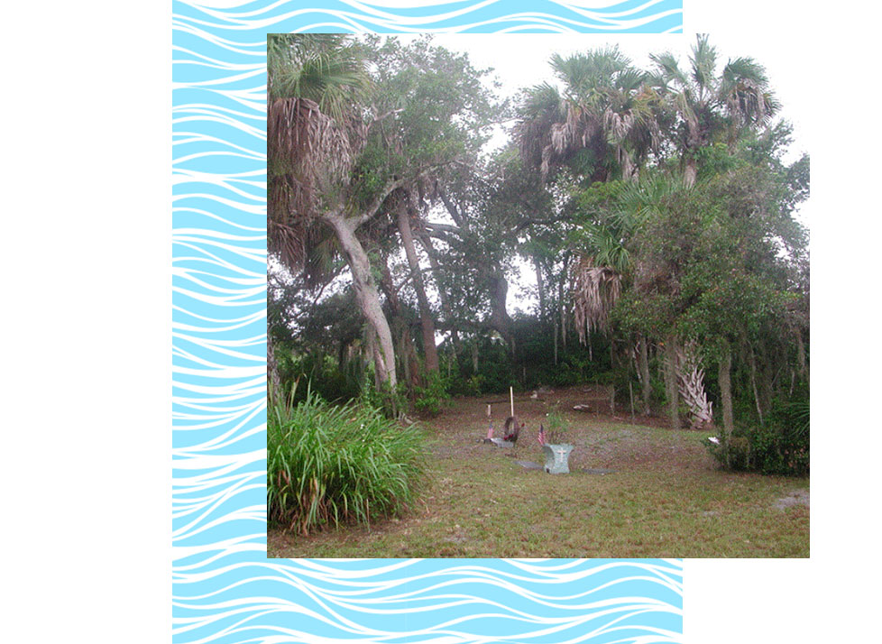 Cemetery | Pioneer Era History | Rookery Bay Research Reserve