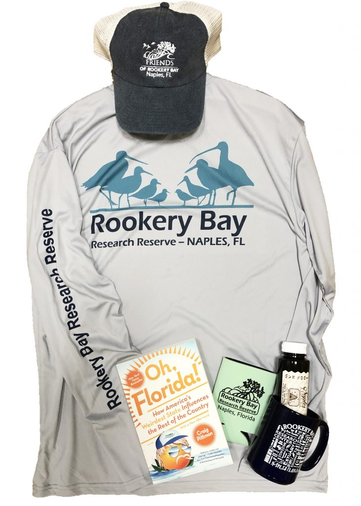 Father's Day Basket | Nature Store | Rookery Bay Research Reserve