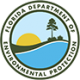 Florida Department of Environmental Protection Logo | Rookery Bay Research Reserve