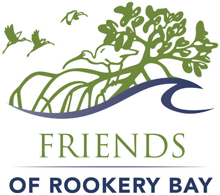 Friend of Rookery Bay Multi-Color Logo