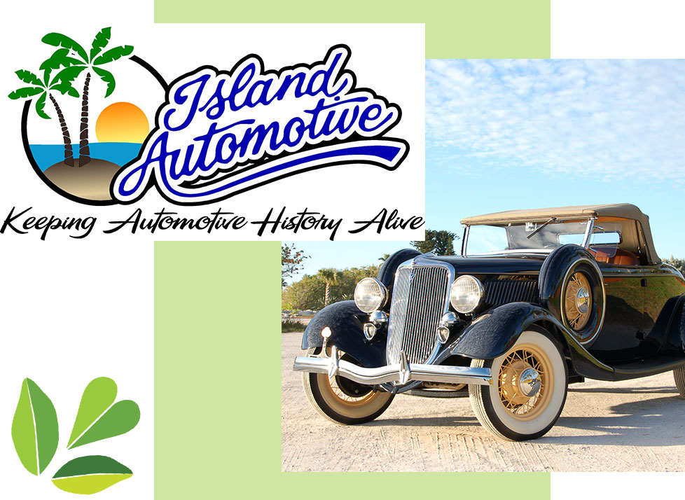 Classic Car Show | Island Automotive | Rookery Bay Research Reserve