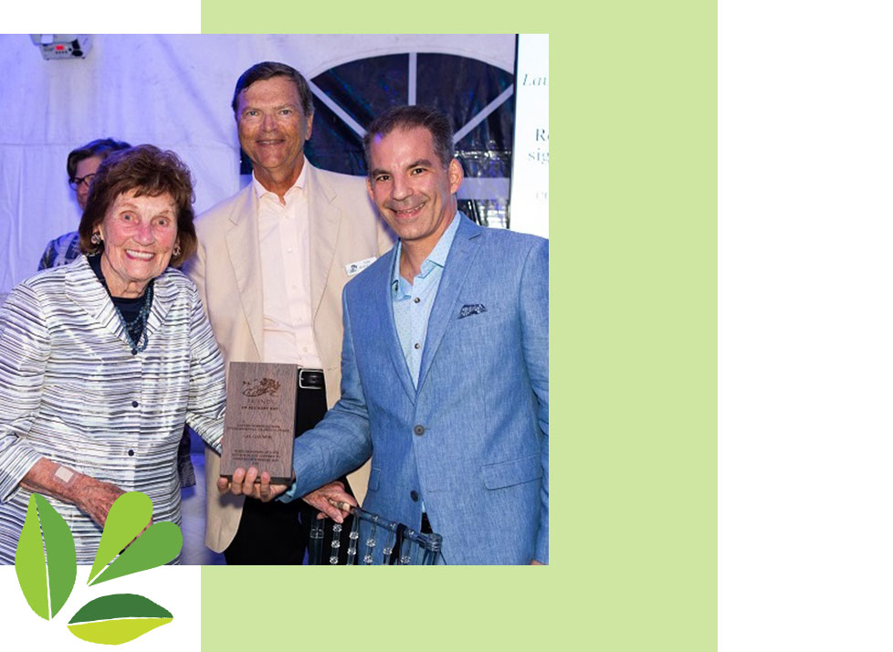 Lavern Norris Gaynor Environmental Champion Award | Rookery Bay Research Reserve