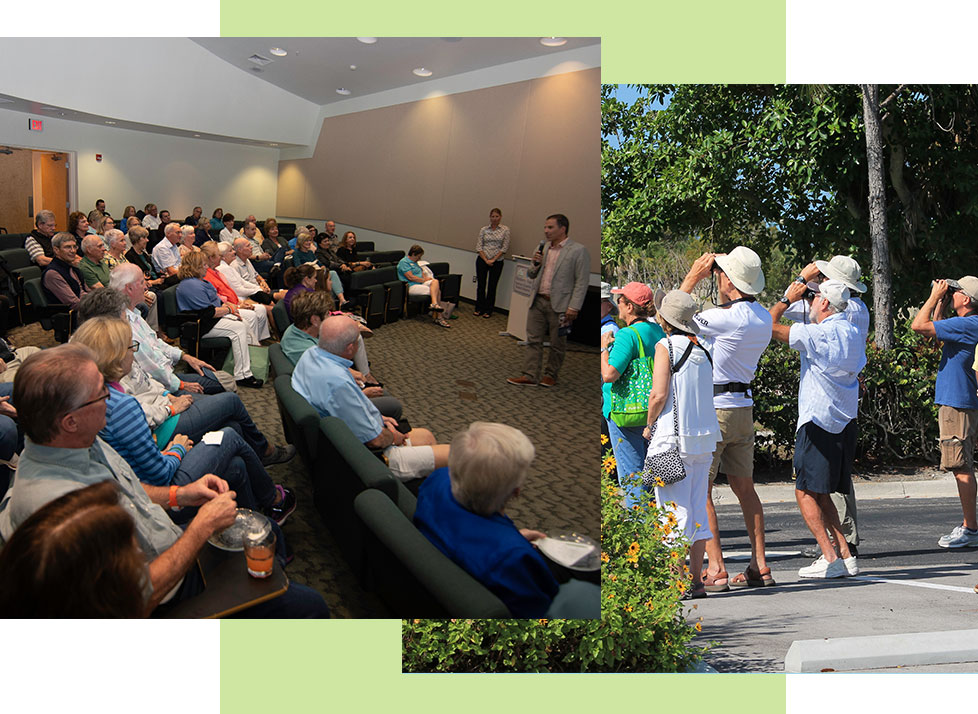 Lectures & Classes at Rookery Bay| National Estuarine Research Reserve