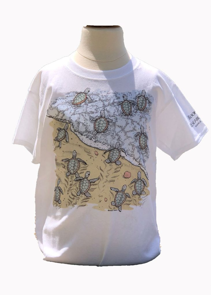 Magic Tee | Kids T-shirt | Nature Store | Rookery Bay Research Reserve