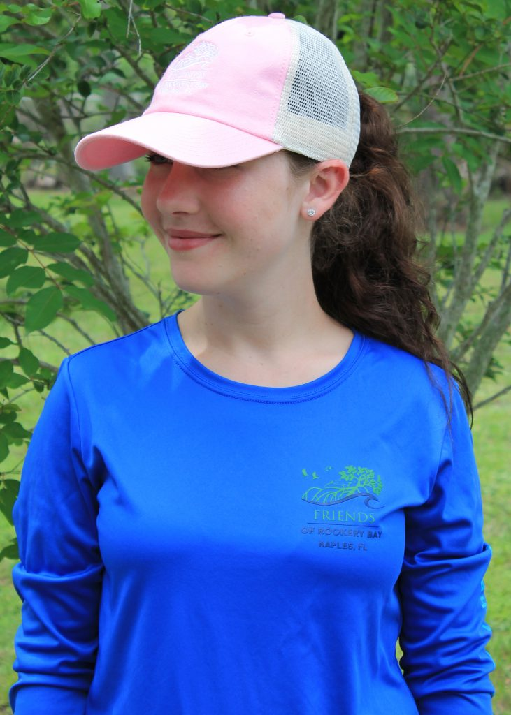 Mesh Ball Cap Pink | Nature Store | Shop | Rookery Bay National Estuarine Research Reserve