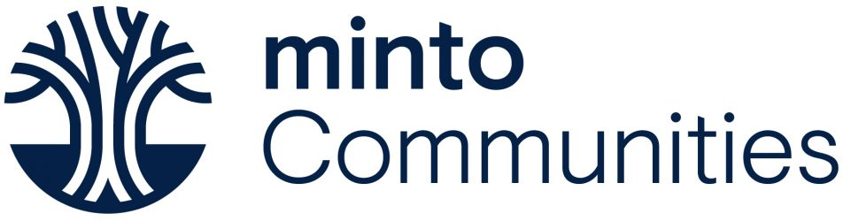 Minto Communities Logo | Sponsor | Rookery Bay Research Reserve