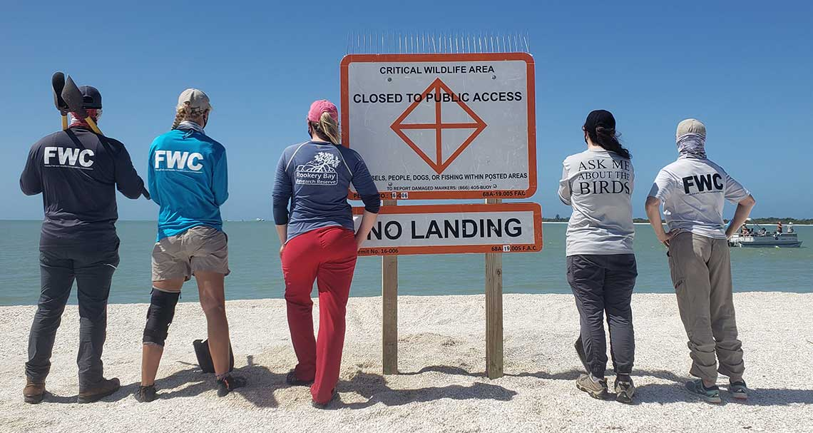 Second Chance Closing | Rookery Bay Research Reserve