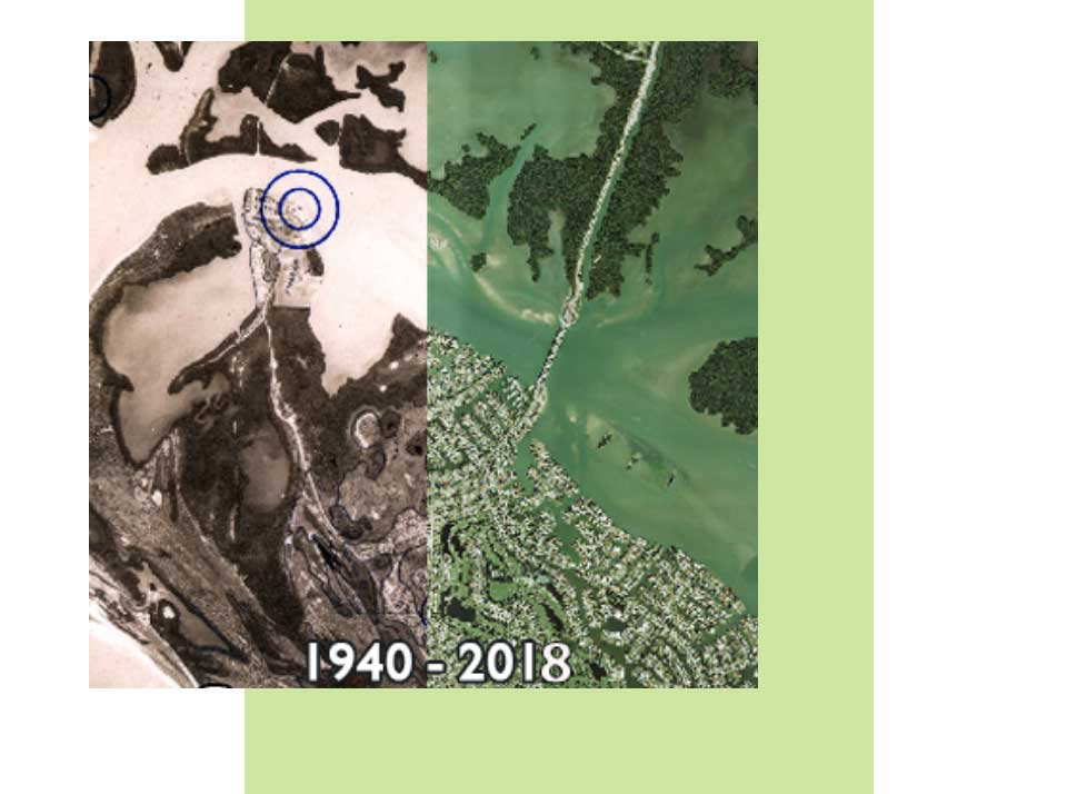 Historical Map Comparison | Rookery Bay Research Reserve
