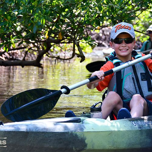Rising Tide Explorers | Guided Kayak Tours | Rookery Bay Research Reserve