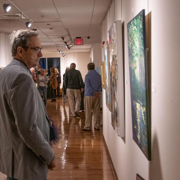 Art Exhibitions at Rookery Bay | National Estuarine Research Reserve