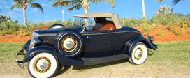 Classic Car Show at Rookery Bay Event | National Estuarine Research Reserve