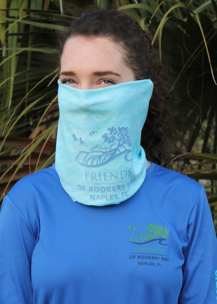 Tunaskin Face Shield | Nature Store | Shop | Rookery Bay National Estuarine Research Reserve