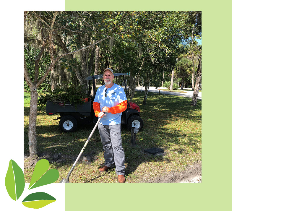 Grounds Keeper Volunteer | Rookery Bay Research Reserve