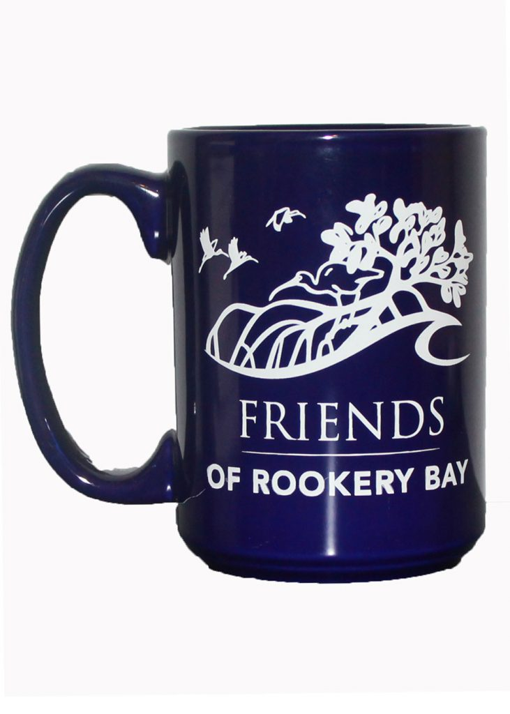 Blue Where Life Takes You Mug | Nature Store | Rookery Bay Research Reserve